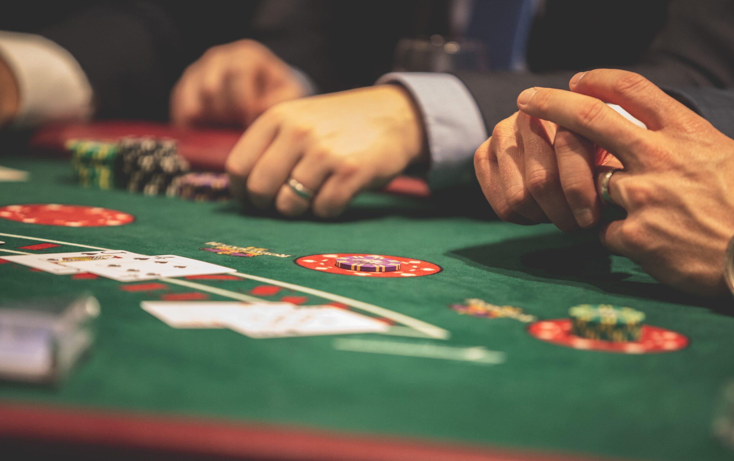 Den klassiske casinofølelsen